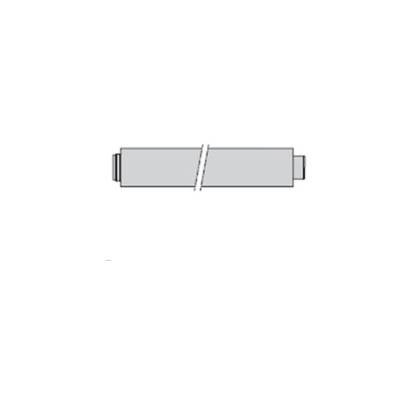 Prolunga Coassiale per Condensazione 60/100 mt 0,25