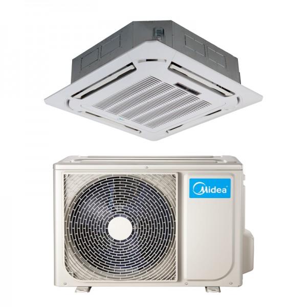 Climatizzatore Midea Cassetta 12000 R-32 A++ 60x60 MCA3U-12FNXD0 + MOB-30-12HFN8