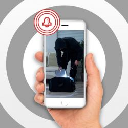Telecamera di Sicurezza Wi-Fi Honeywell Lyrik C1 - HAWCIC1S