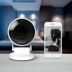 Telecamera di Sicurezza Wi-Fi Honeywell Lyrik C2 - HAWCIC2S