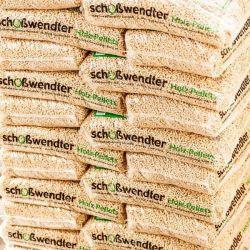 Pellet Austriaco Schoesswendter Abete Bianco 15 Kg