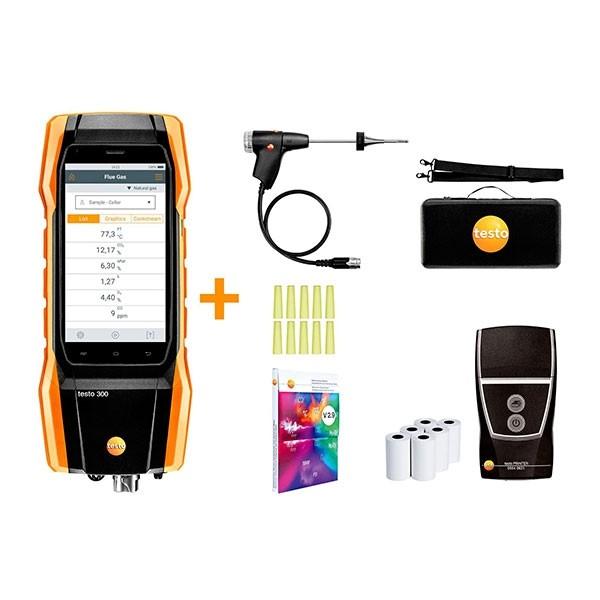 Analizzatore di Combustione Testo 300 Kit 1 - 0564300271