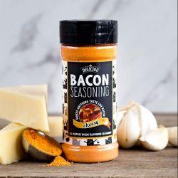 Condimento Deliciou Bacon Seasoning - Smoky BBQ - 55 gr