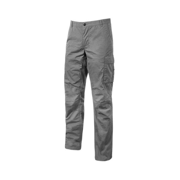 Pantalone da lavoro UPower Baltic Grey Iron - EY128GI