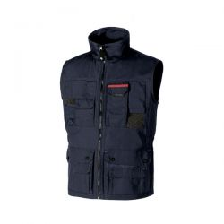 Gilet UPower First Deep Blue - SY004DB