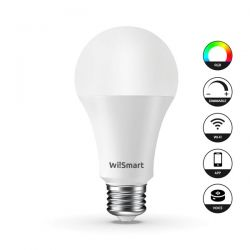 Lampadina Led RGB WiFi Smart 6w E27