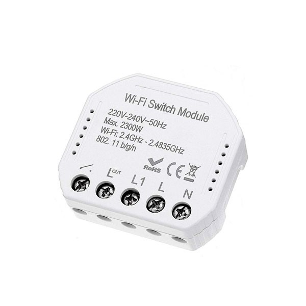Interuttore Smart WiFi Switch Module - QS-WIFI-S03