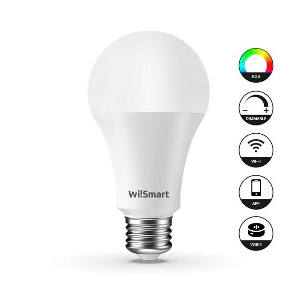 Lampadina Led RGB WiFi Smart 6w E27