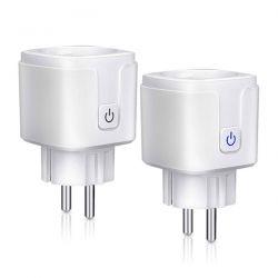 Presa Intelligente WiFi Smart Plug 16A
