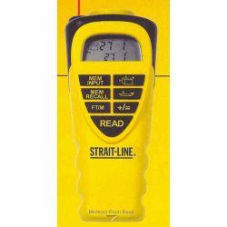 Misuratore laser Strait Line