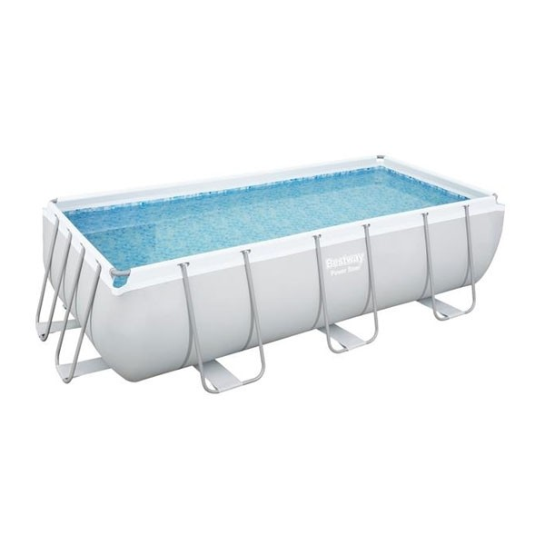 Piscina Bestway Power Steel Rettangolare cm 282x196x84h - 56629