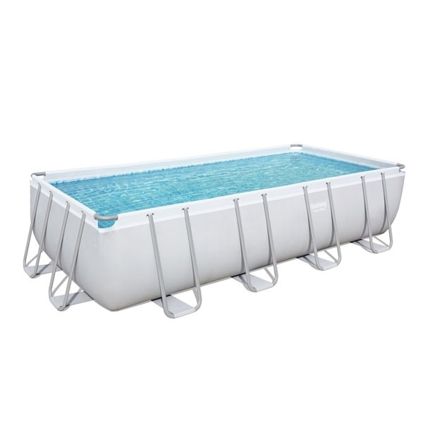 Piscina Bestway Power Steel Rettangolare cm 412x201x122h - 56456
