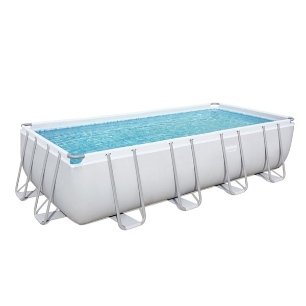 Piscina Bestway Power Steel Rettangolare cm 549x274x122h - 56466