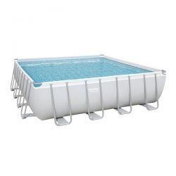 Piscina Bestway Power Steel Quadrata cm 488x488x122h - 56626
