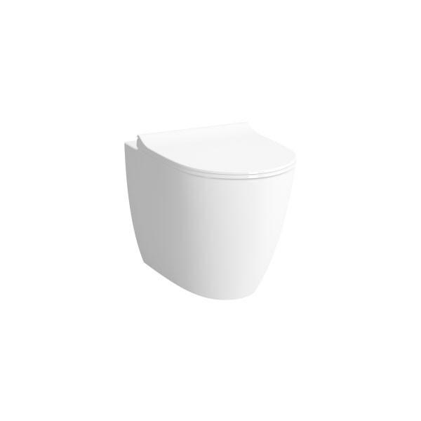 Lavabo da Appoggio Vitra Outline TV 63 cm Bianco - 5993B403-0016