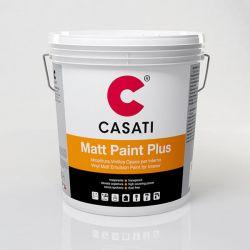 Idropittura Matt Paint Plus Bianco Opaco Casati Lt 14