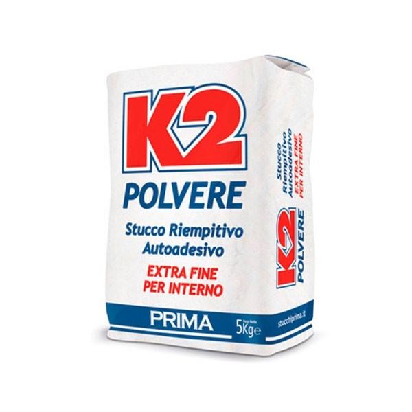 Stucco K2 in Polvere da Kg 5