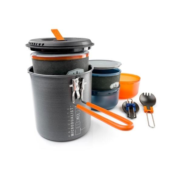Kit Accessori GSI Kitchen DESTINATION 24 pz - 90104