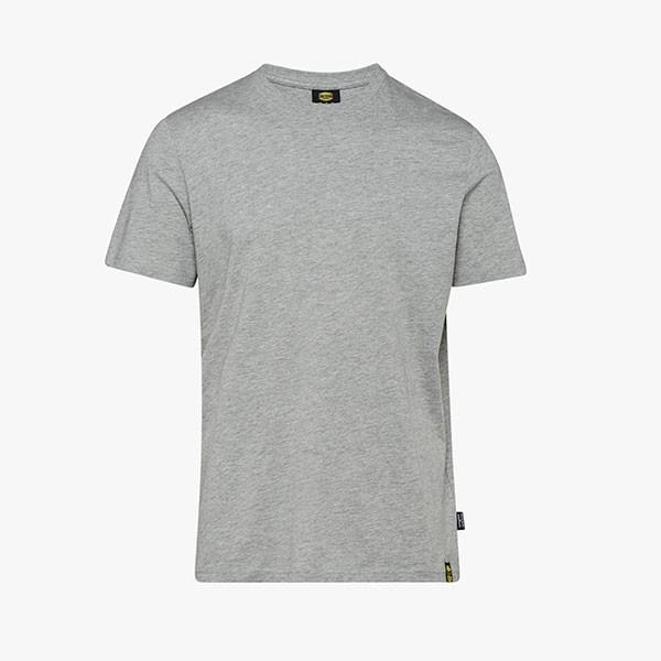 T-Shirt da lavoro Diadora Mc Atony Organic Grigio Melange - 702.176913