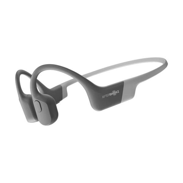 Auricolari Bluetooth Aftershokz Aeropex a Conduzione Ossea - Cosmic Black