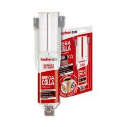 Mega Colla Epossidica Bicomponente Fischer 25 ml - 552153