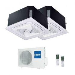 Climatizzatore Haier Dual Split Console 12000+12000 2U50S2SF1FA R-32 A++/A+ 12+12