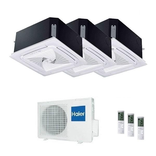 Climatizzatore Haier Trial Split Console 12000+12000+12000 3U70S2SR2FA R-32 A++/A+ 12+12+12