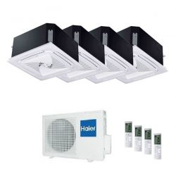 Climatizzatore Haier Quadri Split Console 12000+12000+12000+12000 4U85S2SR2FA R-32 A++/A+ 12+12+12+12