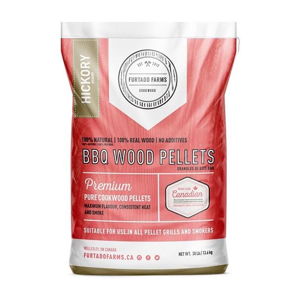 Pellet Canadese Sugar Maple Furtado Farms 13,6 Kg