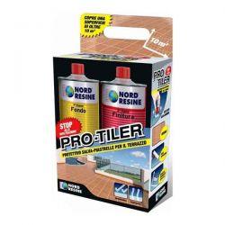 Pro-Tiler in Kit (5+5 L) Nord Resine