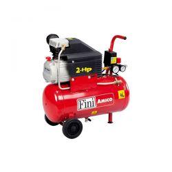 Compressore Aria Fini Amico 25/2400 24 lt 230V