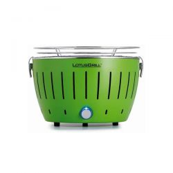 Barbecue a Carbone LotusGrill Standard Verde 32 cm - LGG34UGR