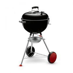Barbecue a Carbone Weber Original Kettle E-4710 + Set Ciminiera D'Accensione Rapidfire Weber - 17631