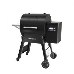 Barbecue a Pellet Traeger IronWood 650 Nero