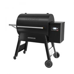 Barbecue a Pellet Traeger IronWood 885 Nero