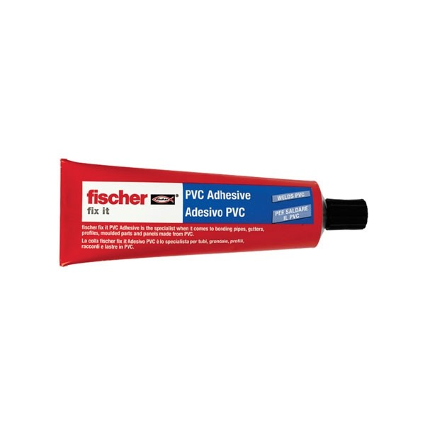 Adesivo PVC Fischer Fix it 125 ml - 46926