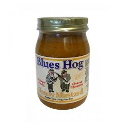 Salsa Raspberry Chipotle Barbecue Sauce Pint Blues Hog 557 gr