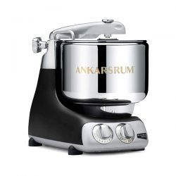 Impastatrice Ankarsrum Assistent Original® Nero Diamante - AKR 6230 BD