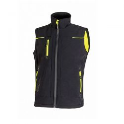 Gilet UPower Universe Black Carbon - FU188BC