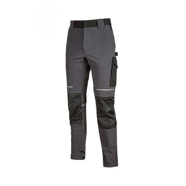Pantalone da lavoro UPower Atom Asphalt Grey - PE145AG