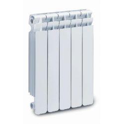 Radiatore alluminio KALDO 600/100 bianco