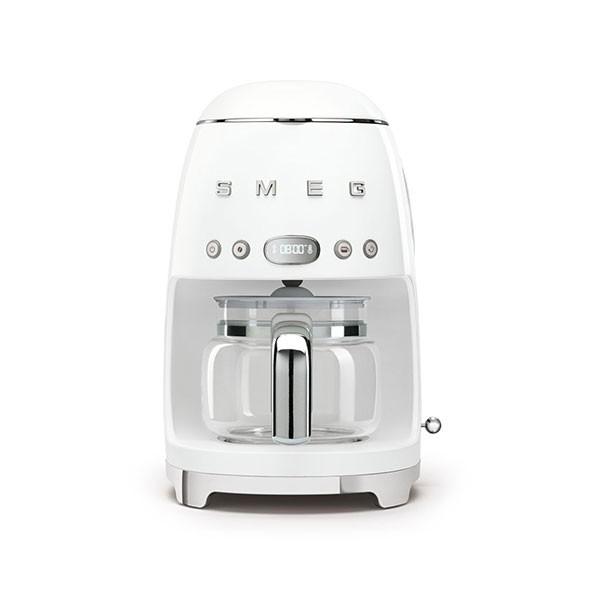 Macchina da Caffe Smeg 50's Style Rosso - ECF01RDEU