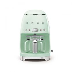 Macchina da Caffe Filtro Smeg 50's Style Acciaio Inox - DCF02SSEU