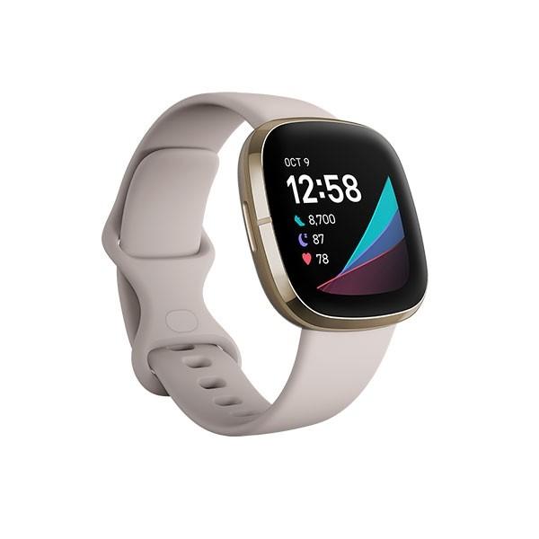Smartwatch Fitbit Sense Carbon Graphite