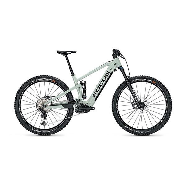 E-Bike Focus Jam2 6.9 Nine Sky Grey 2021