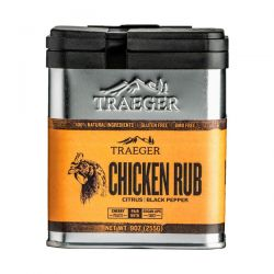 Rub Seafood Seasoning BBQ Grate Goods - 220 gr