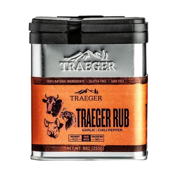 Prime Rib Rub Traeger - 262 gr