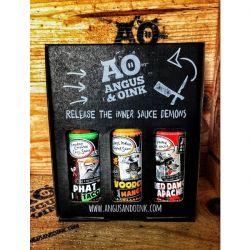 Salsa Voodoo Mango Angus & Oink - 150 ml