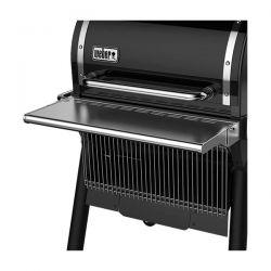 Tavolo Laterale Ripiegabile in Acciao Inossidabile per Smokefire Weber - 7001