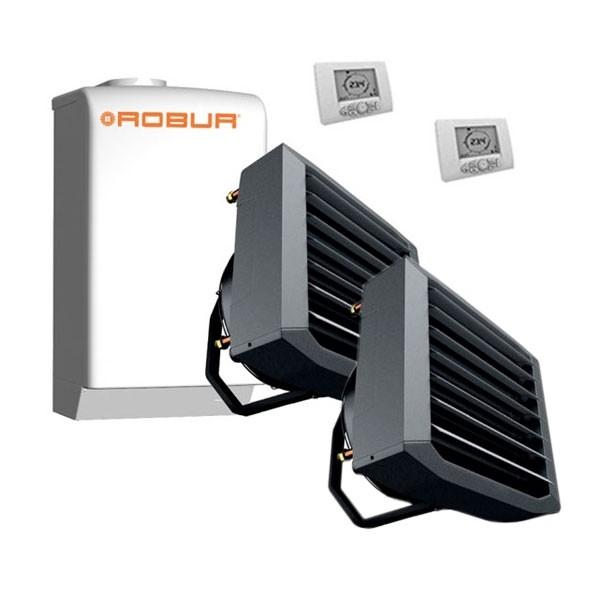 Robur Caldaria Tech 55.1 DUAL